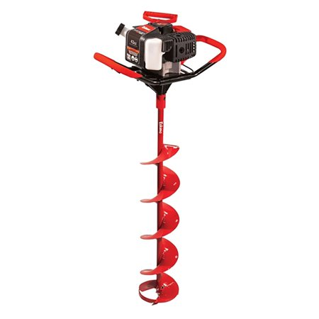 Eskimo 10 Inch Stainless Bit M43 43CC Gas Powered Ice Fishing Hole Digging Auger ()