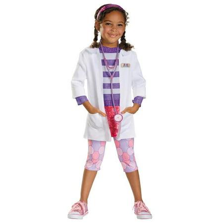 Morris Costumes DG59090L Doc Deluxe Child Costume, Size 4-6