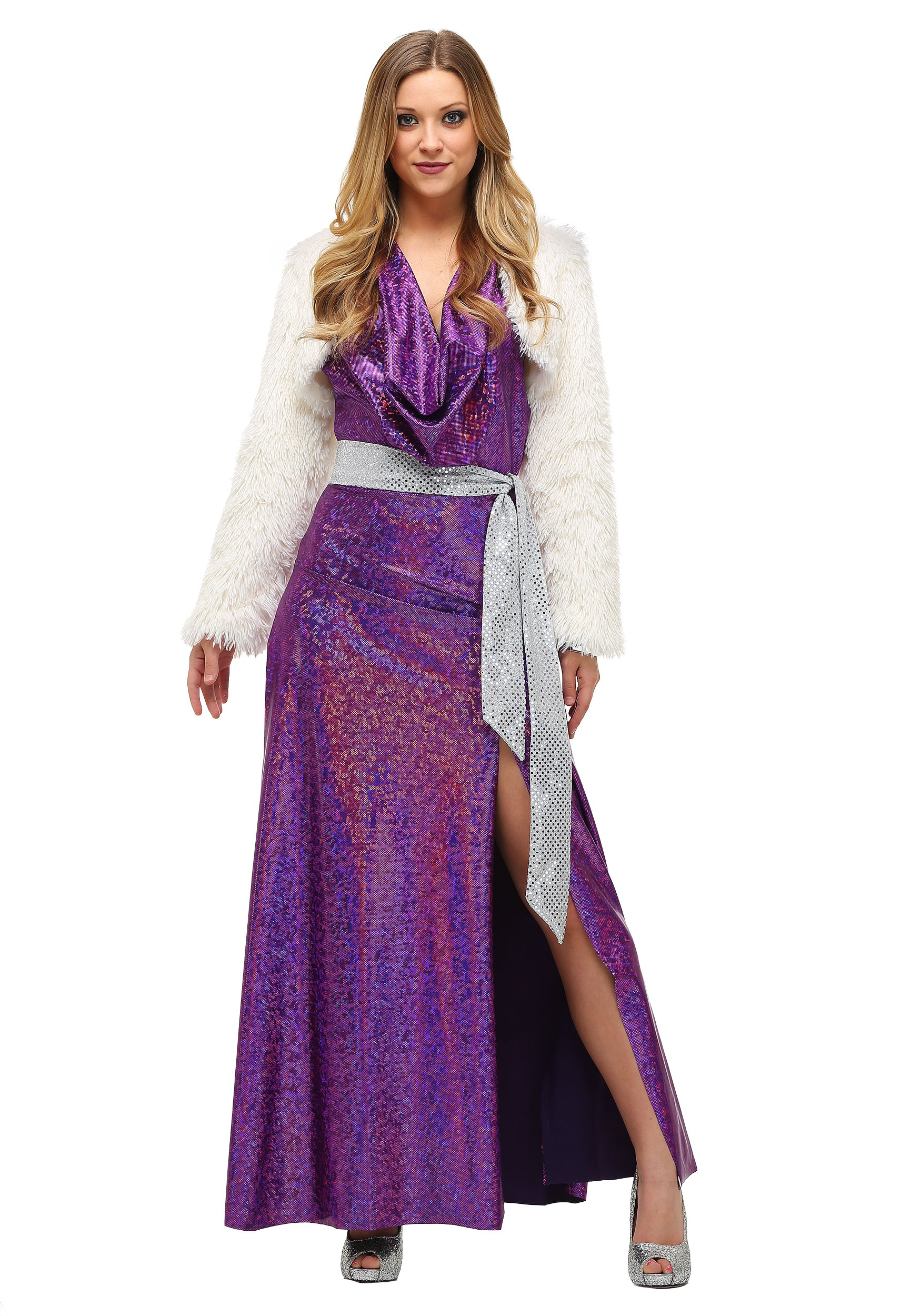 Women\'s Plus Size Disco Ball Diva Costume - Walmart.com