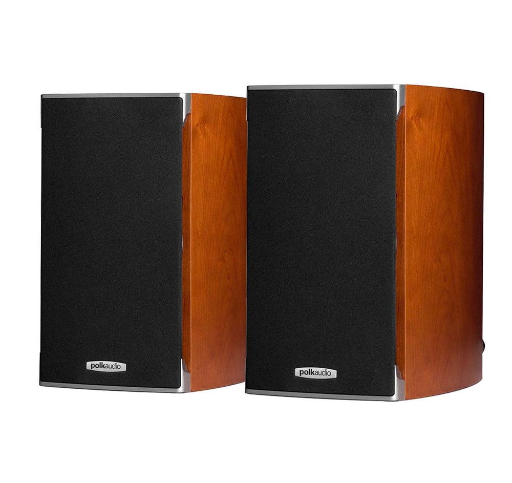 Polk Audio RTi A1 Cherry (Pr) Open Box 2 Way Bookshelf Speaker by Polk Audio