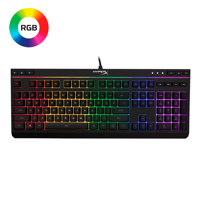 HyperX Alloy Core RGB - Membrane Gaming Keyboard - Quiet & Responsive