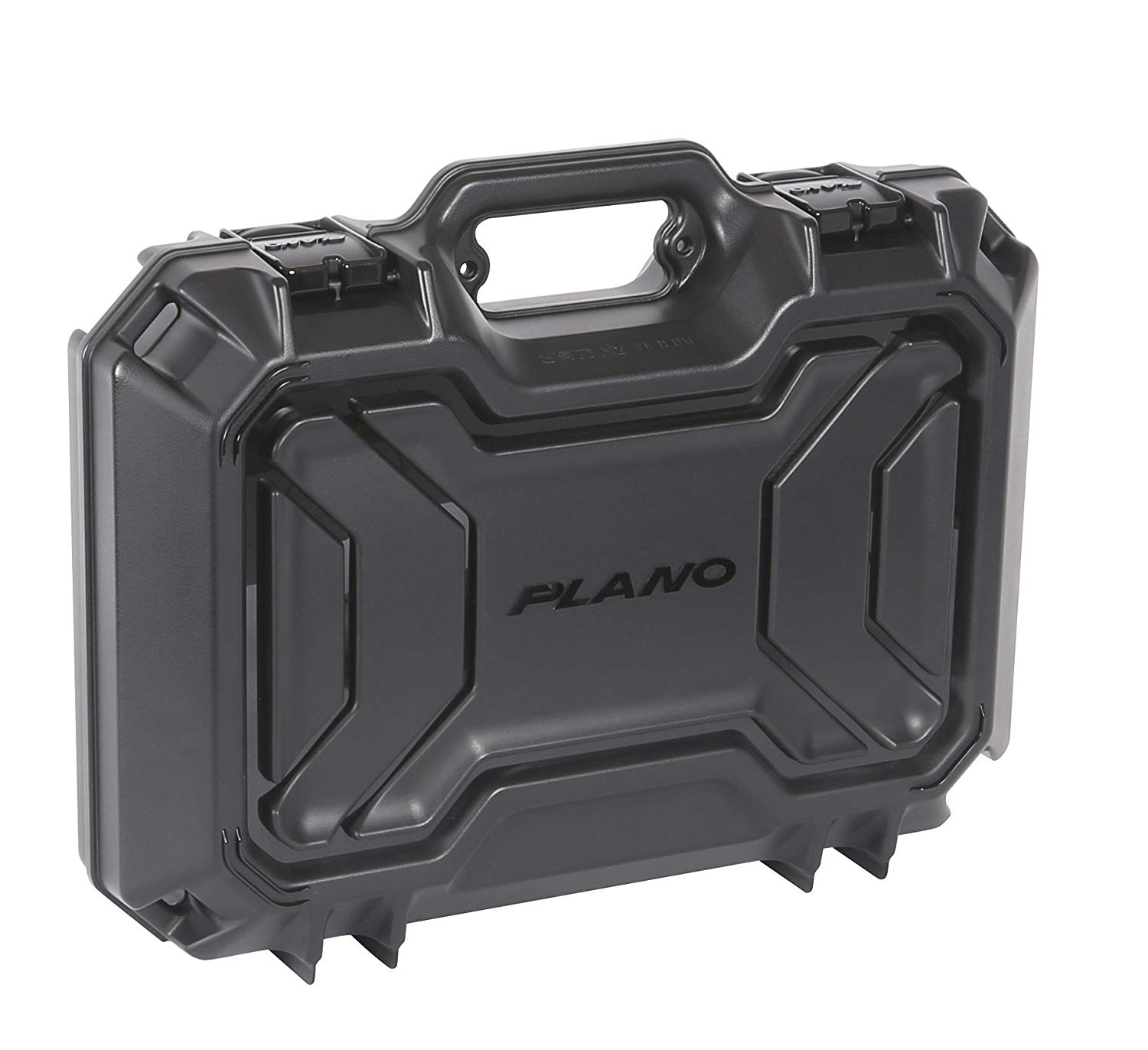 """Tactical Series Pistol Case, 18"""", Made Of Heavy Duty Material. Made in the USA By Plano"""