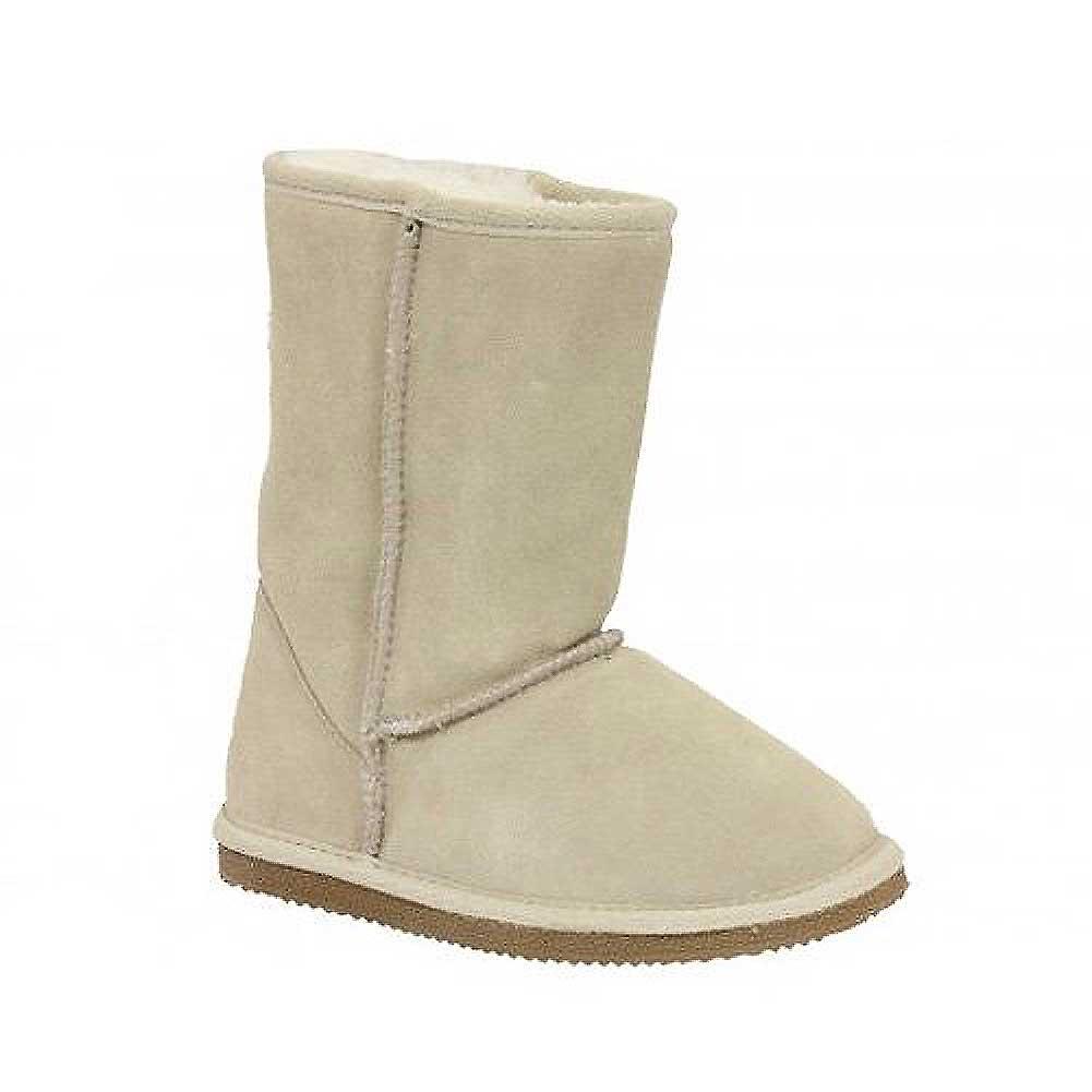 Lamo Sand Suede Sheepskin Lining Classic Boots 7 Toddler by Lamo