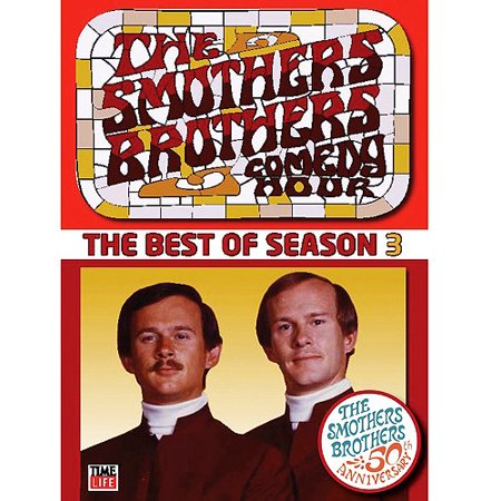 Smothers Brothers Comedy Hour: Best Of Season 3,