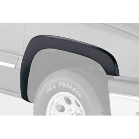 Chevrolet and GMC Truck and SUV Factory/OE Style Fender Flares. Set of 4