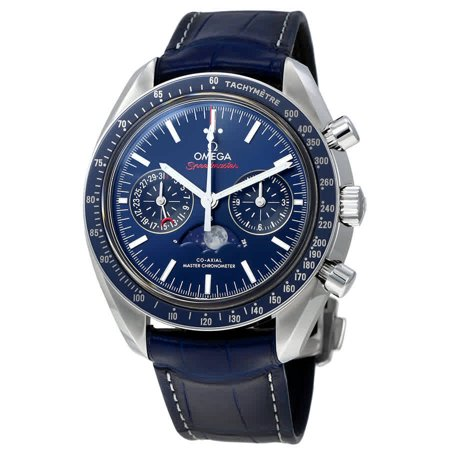 Omega Speedmaster Moon Phase Chronograph Automatic Men's Watch 304.33.44.52.03.001 Speedmaster Moon Watch