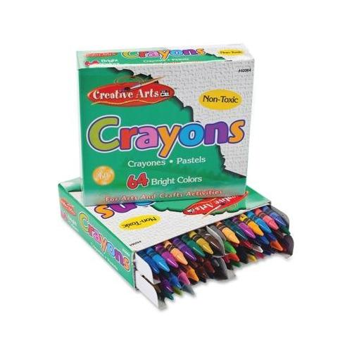 CLI Creative Arts Crayons Display LEO42024ST