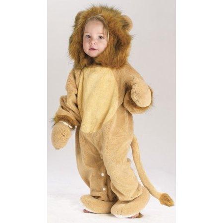 Infant Cuddly Lion Halloween Costume (Infant Lion Halloween Costumes)
