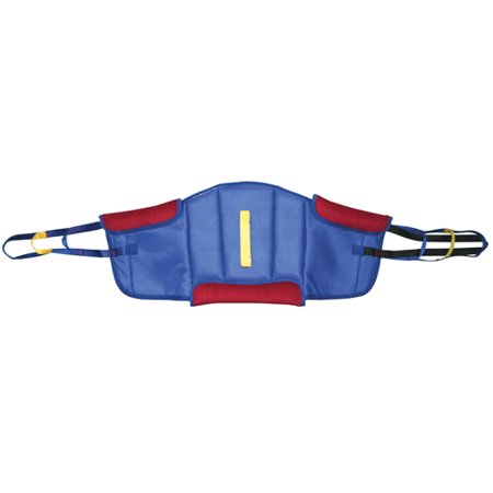 Lumex Deluxe Sit-to-Stand Padded Slings Lift Sling (Hoyer Compatible Padded Slings)