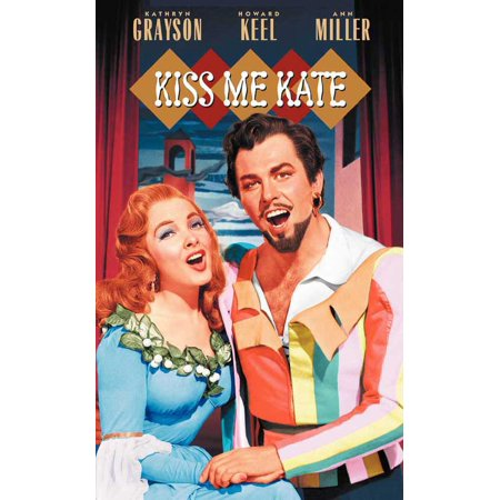 Kate Upton Halloween Costume (Kiss Me Kate POSTER (27x40) (1953) (Style)