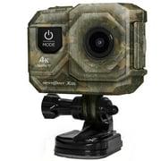Spy Point XCEL 4K Hunt Action Cam, Camo