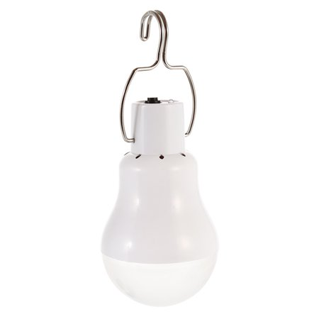 Solar LED Bulb Light White-1 Portable 15W 130lm - image 6 of 7