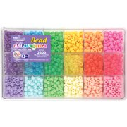 Bead Extravaganza Bead Box Kit 19.75oz-Pastel & Jelly