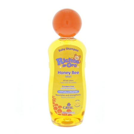Ricitos De Oro Hypoallergenic Honey Baby Shampoo 400Ml   Ricitos De Oro Miel Champu De Bebe  Pack Of