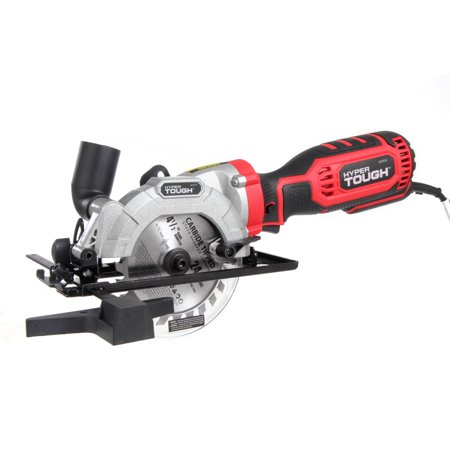 - Hyper Tough AQ10024 5.8-Amp Mini Circular Saw