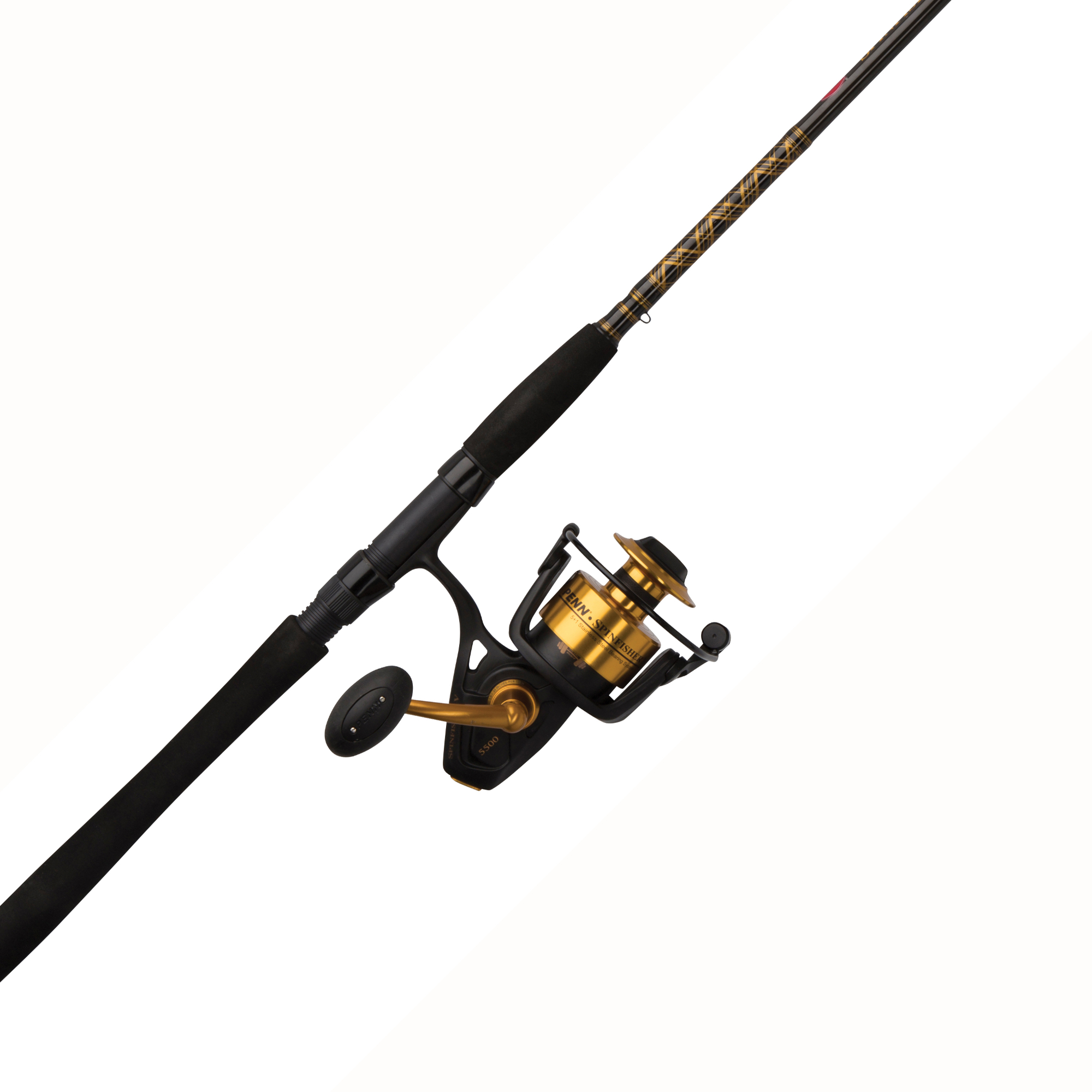 Penn Spinfisher V Spinning Reel and Fishing Rod Combo by Penn