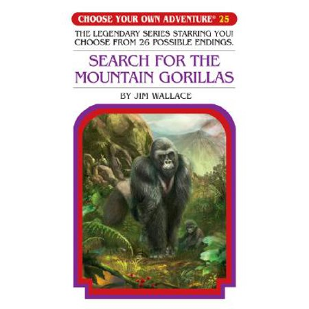 Search for the Mountain Gorillas ()