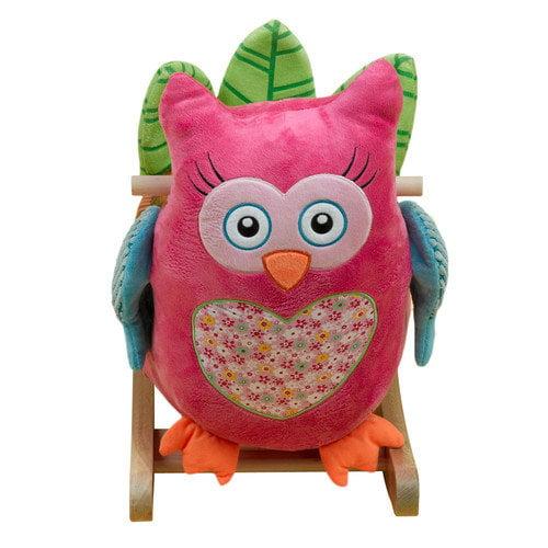 Rockabye Owlivia Owl Rocker