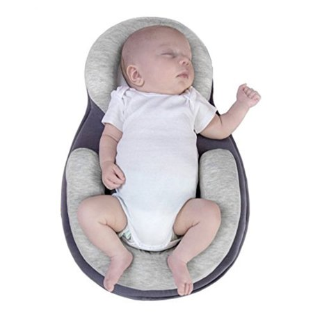 Portable Baby Bed Mattress Baby Pillow For Newborn Baby
