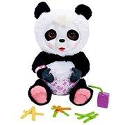 "Animal Babies Feature ""Crunchy Munchy"" Baby Panda"