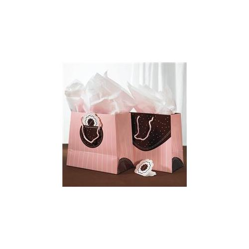Weddingstar 8548 Paper Wedding Gift Bag-   Bridesmaid