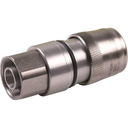 """JMA - 4.1-9.5 Mini Din Male connector 1/2"""" Flex cable"""