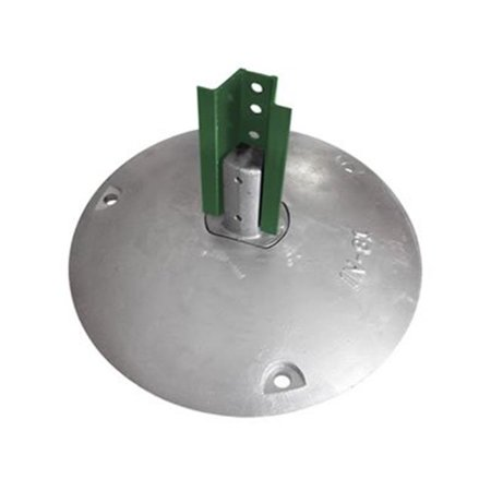 U-Channel Post Sign Mounting Hardware