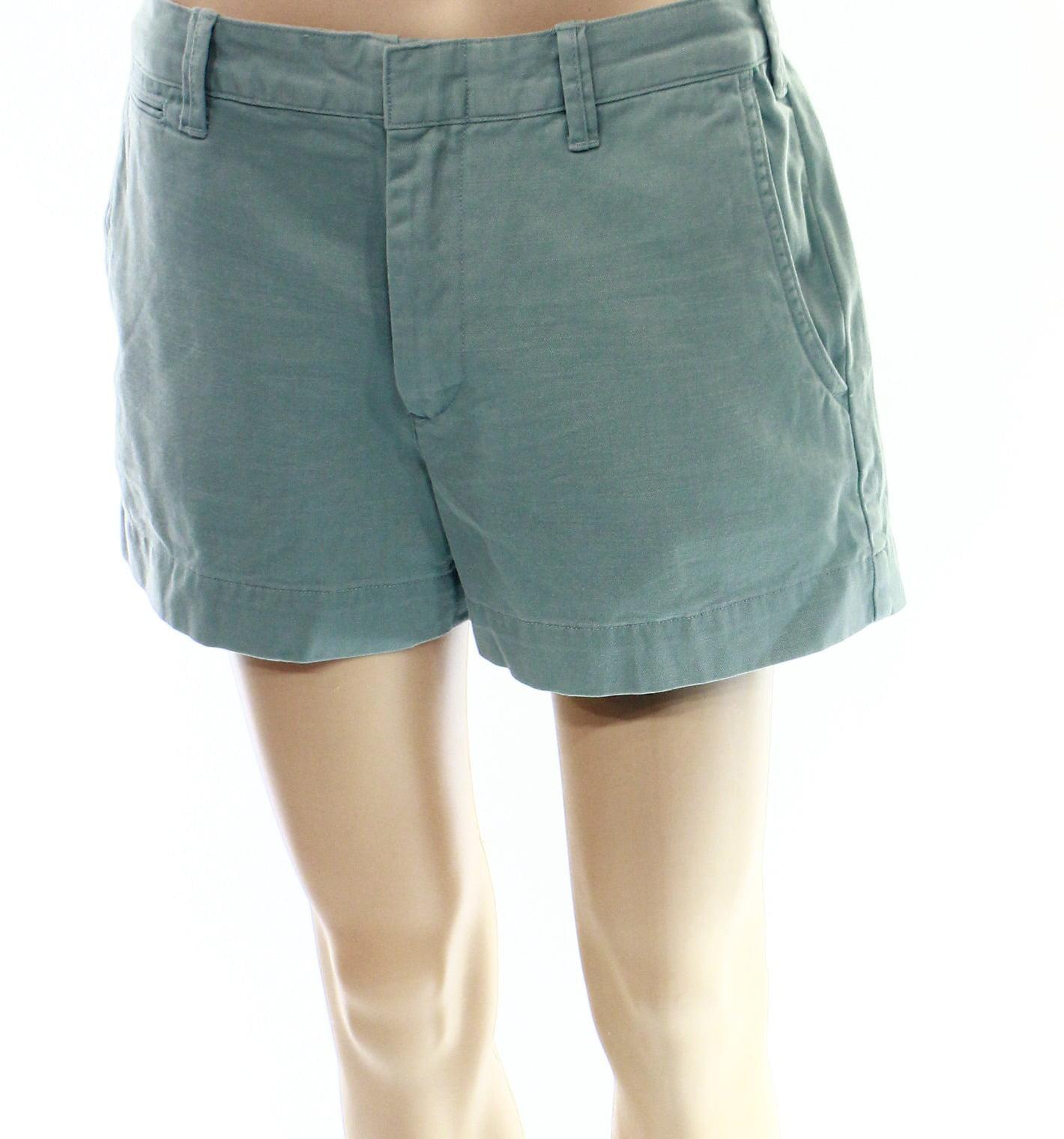 "W 28/"" POLO RALPH LAUREN Men/'s Chino Shorts Grass Green"