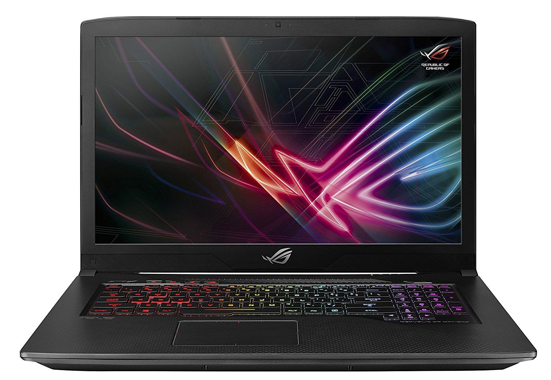 """ASUS ROG Strix Scar Edition GL703GM-DS74 17.3"""" FHD Intel Core i7-8750H 16GB DDR4, 256GB PCIe SSD + 1TB SSHD,... by ASUS"""
