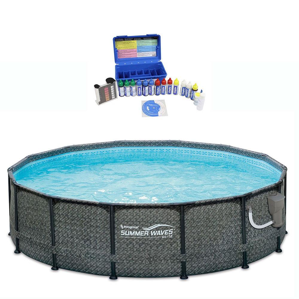 Makes 20 Summer Poolside Character Foam Craft Kit
