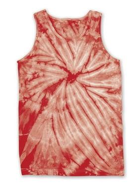 2b8ab189a25 Product Image Gildan Tie Dye 59 Sleeveless Shirt Mens Gildan Tie-Dye  Cyclone Tank Top