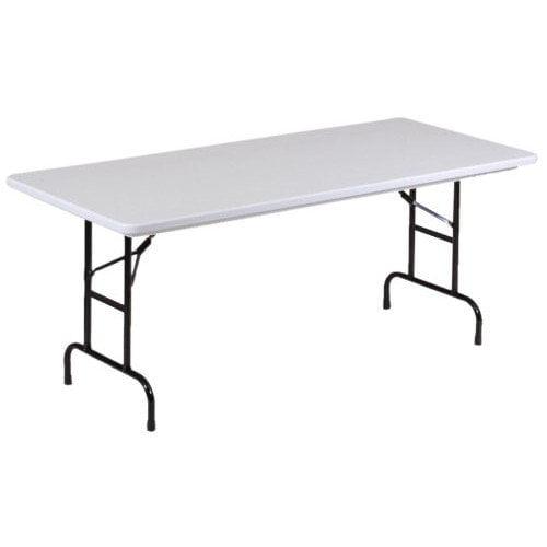 Correll, Inc. Rectangular Folding Table