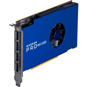 AMD RADEON PRO WX 5100 8GB (Best Graphics Card For Mac Pro 2019)