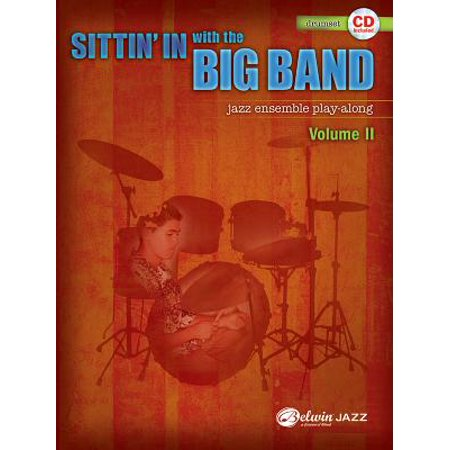 Sittin' in with the Big Band: Sittin' in with the Big Band, Vol 2: Drums, Book & CD (Other) ()