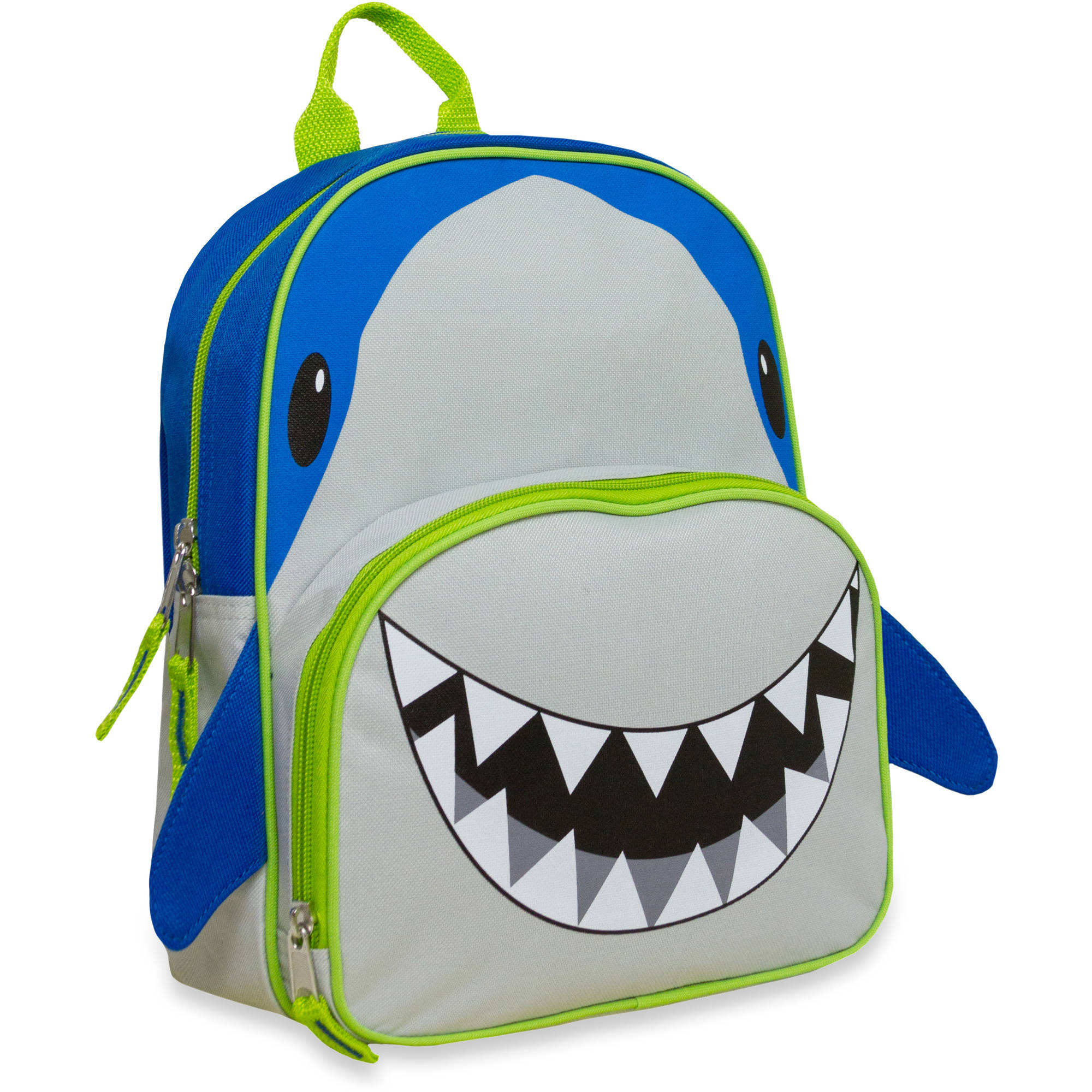 "Animal Friends 12"" Shark Critter Backpacks"