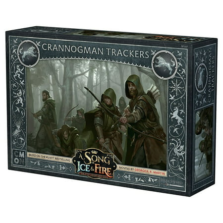 CMON A Song of Ice & Fire: Tabletop Miniatures Game - Stark Crannogman Trackers](Ice Cream Game)