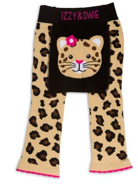 Izzy & Owie 6-12 Month Jungle Cat Leggings