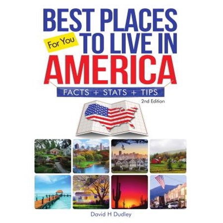 Best Places to Live in America - eBook (Best Places To Move To In America)
