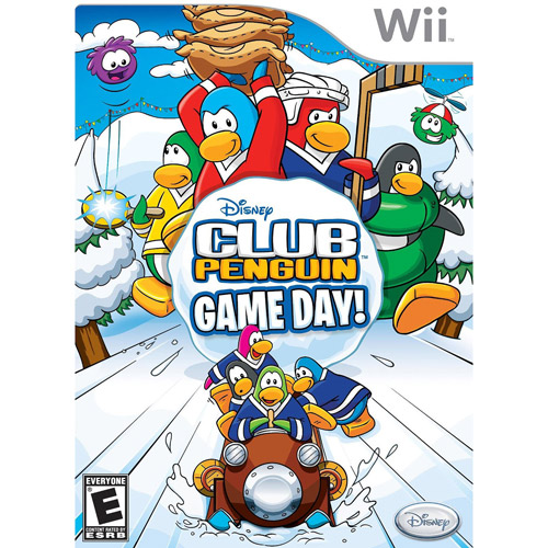 Club Penguin: Game Day (Wii)