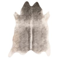 Alexander Home Faux Cowhide Area Rug (3 Size Options)