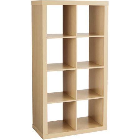 better homes and gardens 8 cube storage organizer multiple colors ebay. Black Bedroom Furniture Sets. Home Design Ideas