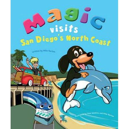 Magic Visits San Diego's North Coast