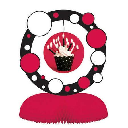 Cupcake Blowout Centerpiece Party Decoration](Cupcake Centerpieces)