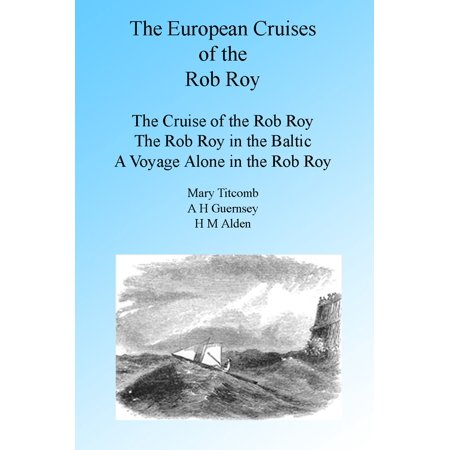 The European Cruises of the Rob Roy - eBook