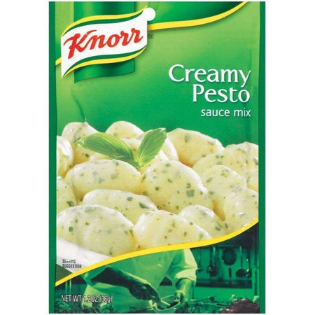 Knorr Creamy - Knorr creamy pesto sauce mix, 1.2 oz, (pack of 12)