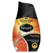 Renuzit Adjustables Air Freshener, Grapefruit Essence and Bergamot, 7 oz, 12/Carton