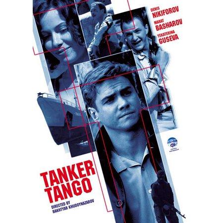 Tanker 'Tango' POSTER Movie (27x40)
