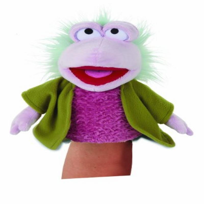 Manhattan Toy Fraggle Rock Hand Puppet Mokey