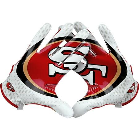 San Francisco 49ers Nike Vapor Gloves - 2XL ()