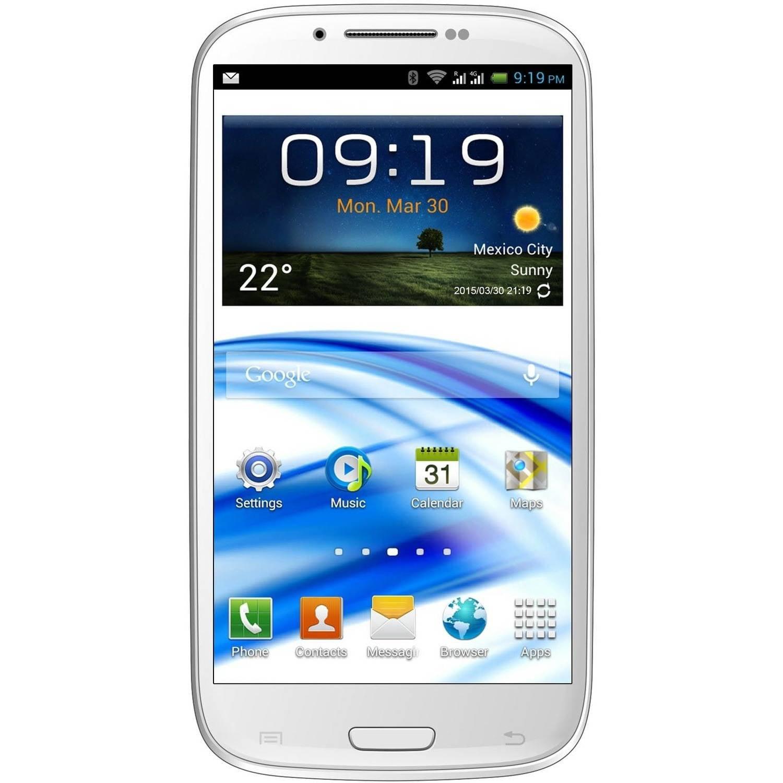 "CellAllure Chic II 5.3"" Quad-Core Dual-SIM GSM 4G Smartphone (Unlocked)"